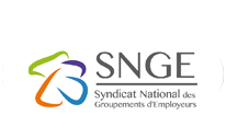 SNGE – Syndicat National des Groupements d'Employeurs Logo