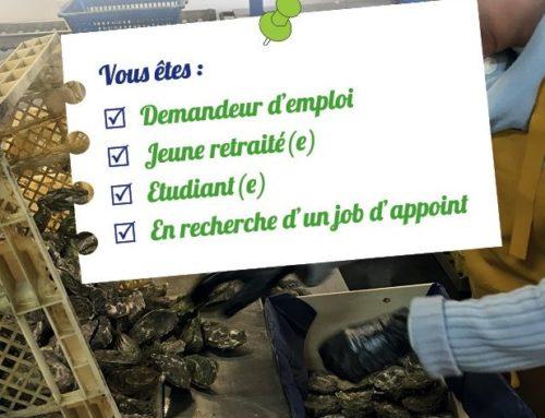 Le Groupement d'Employeurs de la Côte des Havres prépare vos réveillons