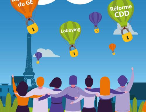 Séminaire national des groupements d'employeurs le vendredi 22 novembre 2019 à Paris