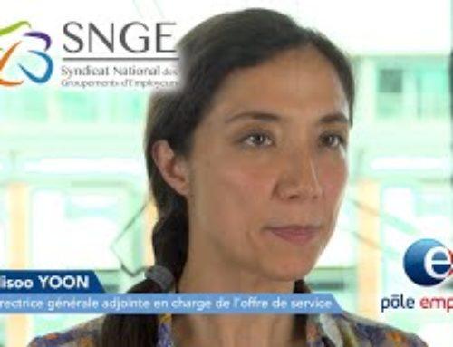 Partenariat national entre Pôle Emploi et le SNGE