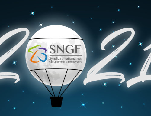 Le SNGE vous souhaite une bonne année 2021
